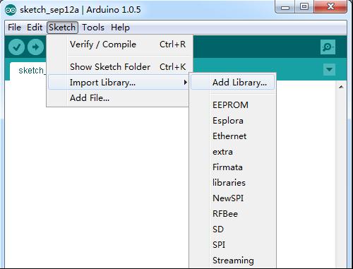How to Install Arduino Library - Keyestudio Wiki