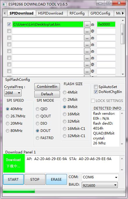 KS0339 Keyestudio 8266 WIFI Module 2PCS - Keyestudio Wiki