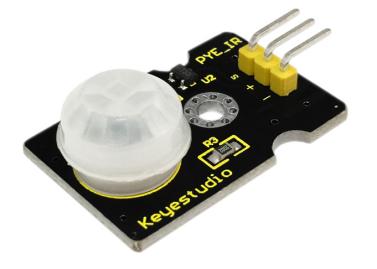 Keyestudio Pyroelectric Infrared PIR Motion Sensor Detector Module for Arduino