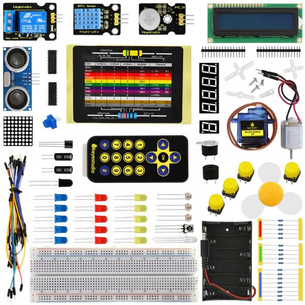 Ks0402(403, 404) keyestudio Basic Starter V2 0 Kit for