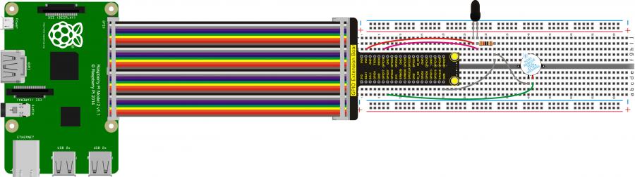 KS0221 keyestudio Ultimate Starter Kit for Raspberry Pi