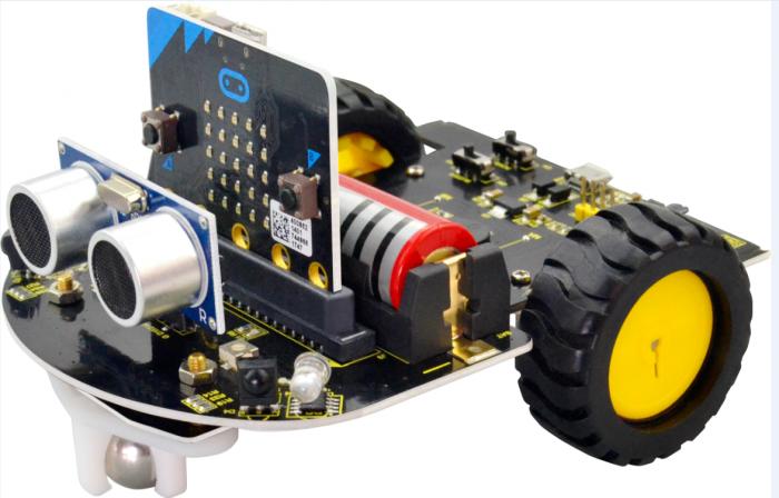 Ks0356 keyestudio Micro:bit Mini Smart Robot Car