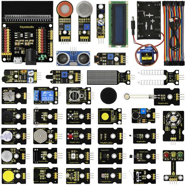 Micro Ultrasonic Range //Distance Measuring Sensor Module Electronics UK