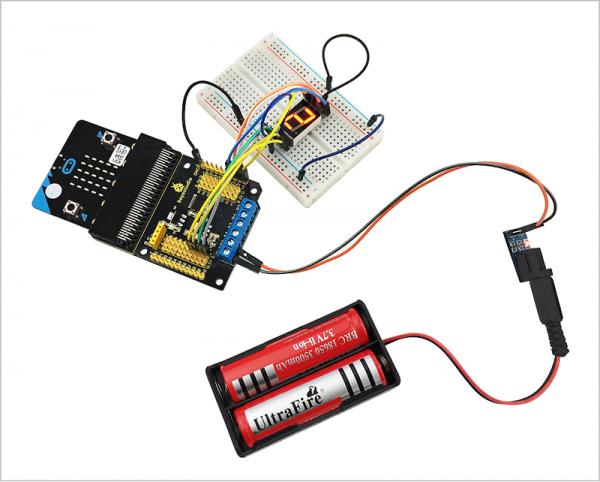 Swell Ks0308 Keyestudio Motor Drive Breakout Board For Micro Bit Wiring 101 Capemaxxcnl