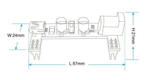 Ks0280 keyestudio Breadboard Power Supply Module ... on tv power supply schematics, breadboard robot, mosfet power supply schematics, breadboard software, led power supply schematics, breadboard workstation, breadboard prototyping, breadboard usb socket,