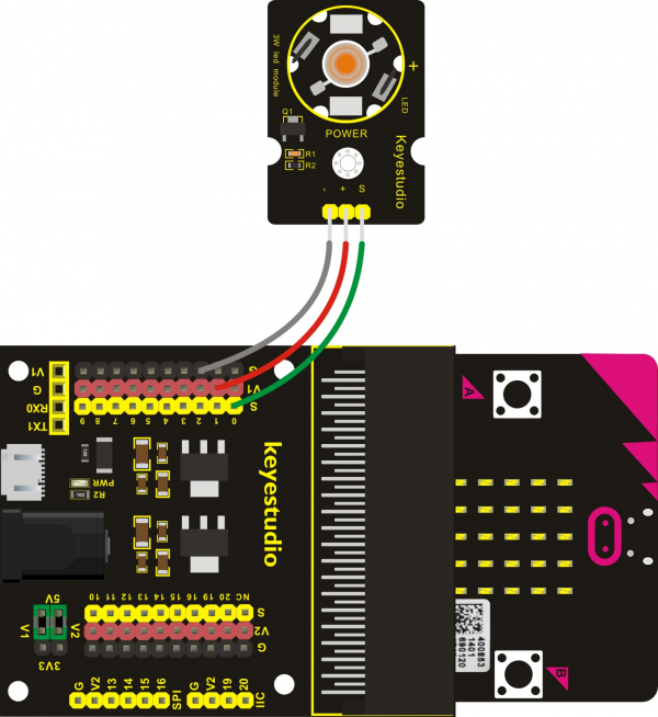 bit Interface Expansion Board and Common Used Sensors. Micro Including The BBC Micro:bit Development Board DIY Open Source Electronic Hardware Building Kit Based on The BBC Micro:bit