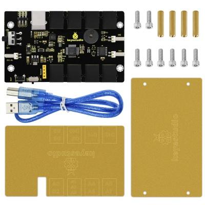 Keyestudio KEYBOT 코딩 로봇 제어 보드 키트 / Keyestudio KEYBOT Coding Robot Control Board Kit-아이씨뱅큐