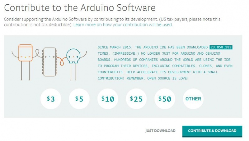 Download Arduino and Install Arduino Driver - Keyestudio Wiki