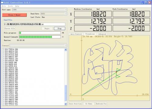 Ks0096 keyestudio CNC Kit / CNC Shield V4.0 + Nano 3.0 ...