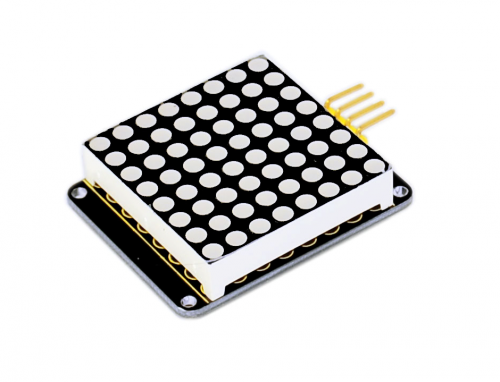 ks0064 keyestudio i2c 8x8 led matrix ht16k33