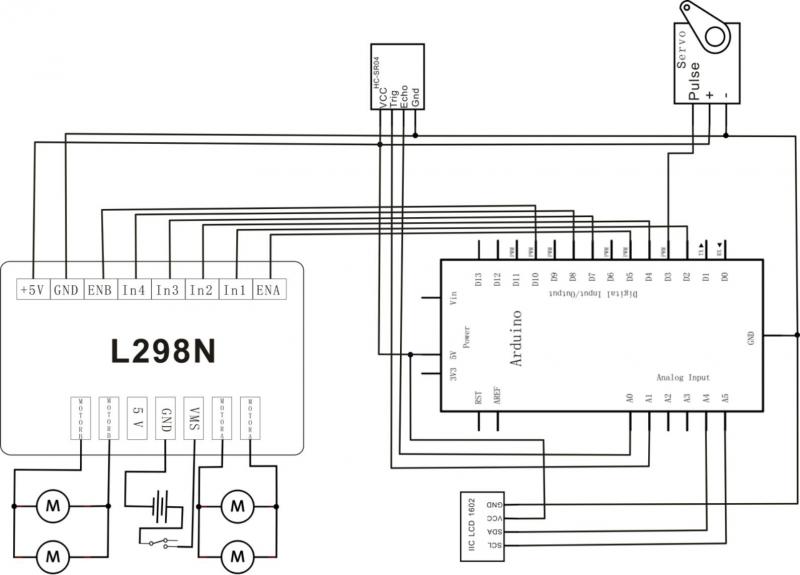 Ks0192 Keyestudio 4wd Bluetooth Multi Functional Car Keyestudio Wiki
